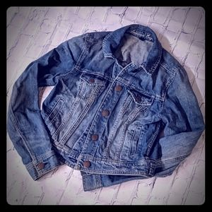 Abercrombie and Fitch Denim Jacket, M